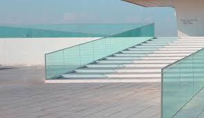 barandilla de cristal cristaleriabcn cristaleros y carpinteria de aluminio en barcelona