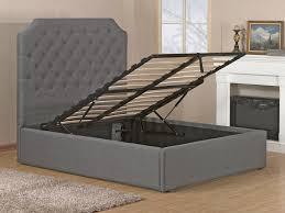 Grey Ottoman Bed Ottoman Bed Frames Archers Sleepcentre