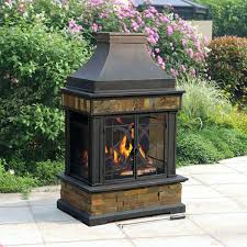 sunjoy outdoor fireplace covers lowes cover suzannawinter com