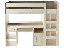 chambre enfant lit superposé lit mezzanine 90x200 cm montana vente de lit enfant conforama