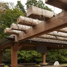 reclaimed antique hewn beams 2 sided boardwalk hardwood