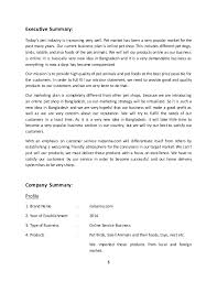 short business plan template basic one page business plan