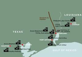 Keystone Pipeline Map Keystone Xl Already An Export Pipeline Ecowatch