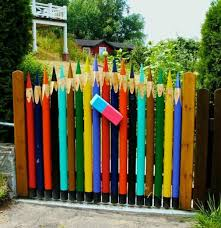 garden fence and garden borders ideas u2013 useful and beautiful