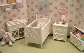Nursery Decoration Sets Bedroom Rustic Baby Nursery Room Ideas Wall Mounted Beige