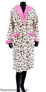 robe de chambre leopard le peignoir léopard t1 série l aimer peignoir