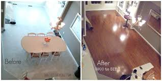 Diy Laminate Flooring Diy Laminate Floor Installation