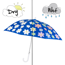magical colouring changing umbrellas for kids unique gift the