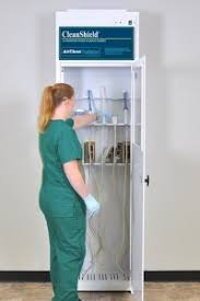 ultrasound probe storage cabinet cs medical s latest probe storage solution medical design and