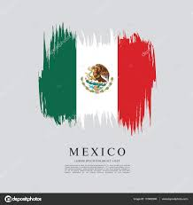 mexican flag banner template u2014 stock vector igor vkv 137862966