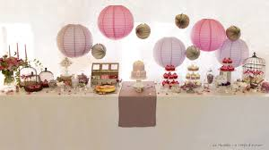 Deco Table Mariage Champetre by Sweet Table Mariage 123 Merveilles