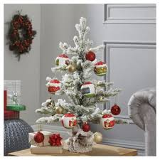 buy dobbies pre lit bo frosted sapling tree 2ft from our