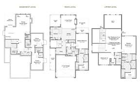 3 bedroom 2 bath 2 car garage floor plans the escapes at edgewater