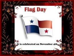 it is celebrated on november 4th the flag of panama was designed