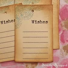 Wedding Wish Tags 49 Best Wedding Wish Well Images On Pinterest Wedding Wishes
