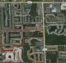 Miromar Outlet Map Indigo Lakes Indigo Lakes Homes For Sale