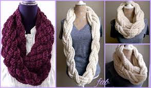 braided scarf crochet braided scarf free patterns