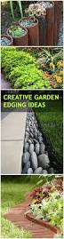 creative lawn and garden edging ideas bless my weeds