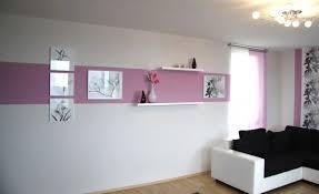 Wohnzimmer Wandgestaltung Wohnzimmer Wandgestaltung Streifen Ruhbaz Com