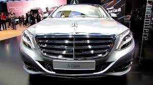 gia xe lexus s600 2015 mercedes benz s class s600 at 2014 detroit auto show