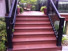 fresh finest composite railing for decks 14884