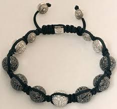 black diamonds bracelet images Style seeker black diamond bracelets megan ann wilson jpg