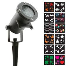 Led Christmas Light Projector by Holiday Charms U2013 Led 12 Pattern Motion Projection Light Night