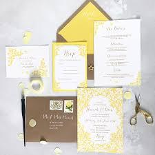 Wedding Stationery Summer Evening Wedding Invitations Gerilovesemi