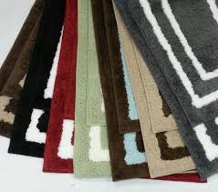 Blue And Brown Bathroom Rugs Brown And Blue Bathroom Rugs My Web Value