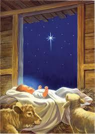 s birth baby jesus