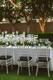 an elegant chic gold and white wedding every last detail