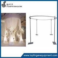 wedding backdrop stand rental customized decorative crossbar hangers black curtain fabric