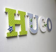 lettres décoratives chambre bébé lettre décorative pour chambre bebe les 25 meilleures idées de la