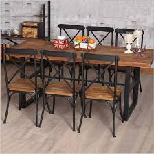 wood and wrought iron table aliexpress com buy cheap american country retro wood furniture