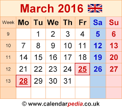 march 2016 calendar holidays 2017 printable calendar
