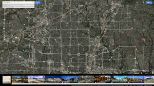 Plano Tx Map Plano Texas Map