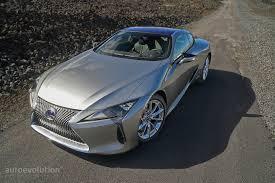 lexus v8 supercars 2017 driven 2017 lexus lc 500 and lc 500h autoevolution