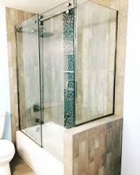 shower doors and custom glass shower enclosures a to z contracting