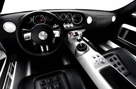 The Beast Car Interior Ford Gt Interior
