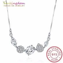 sted necklaces online get cheap silver necklace simple aliexpress alibaba