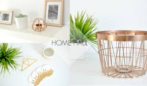Hm Home Decor by H U0026m Home Decor Haul Youtube