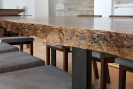 Walnut Live Edge Table by Live Edge And Natural Edge Wood Slabs For Residential And