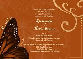 templates post wedding reception invitation wording ideas also