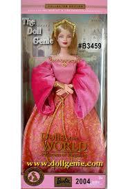 Princess Of England Barbie Doll Silkstone Barbies Ken Monster High Ever After High