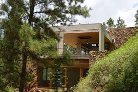 Hillside Home Plans by Building Into A Hillside House Plans House Interior