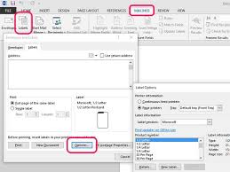 microsoft word help desk how do i create mailing labels or envelopes in redtail helpdesk