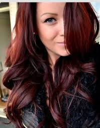 how to get cherry coke hair color musely