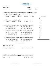 free gcf worksheets printables
