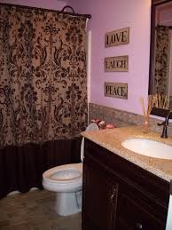 Pink And Brown Bathroom Ideas Brown And Pink Bathroom Brown Pink Pinterest Bathroom Pink