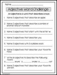 best 25 adjectives activities ideas on pinterest adjectives